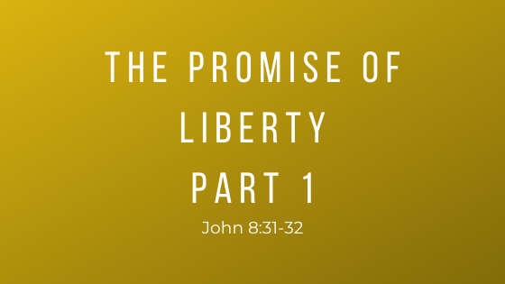 The Promise Of Liberty - Part 1